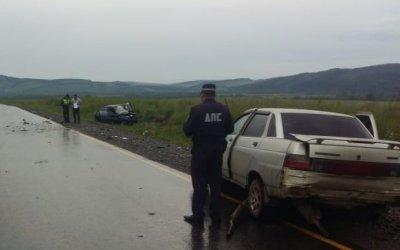 Супружеская пара погибла в ДТП в Башкирии