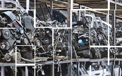 Для ремонта по ОСАГО хотят разрешить использовать запчасти с авторазборок