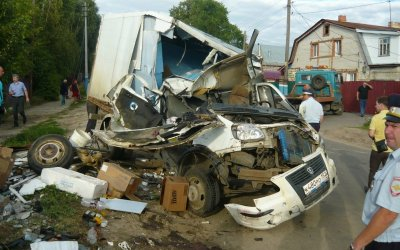 В Арзамасе по вине пьяного водителя погибла женщина