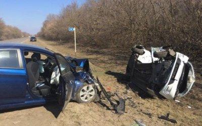 Беременная женщина погибла в ДТП в Смоленской области
