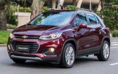 Ravon привезет в Россию три перелицовки - копию Chevrolet Tracker уже в сентябре