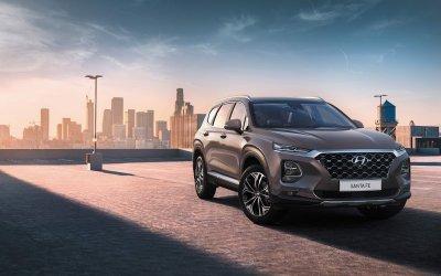 Совсем скоро в АВИЛОН - новое поколение Hyundai Santa Fe.