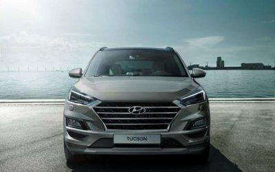 Время перемен вместе с новым Hyundai Tucson