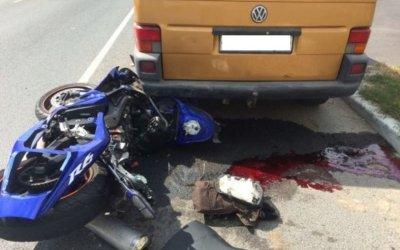 В Карачеве в ДТП погиб мотоциклист