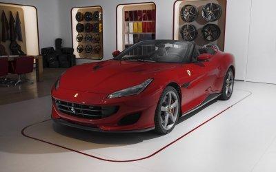 АВИЛОН рассказал о самых популярных цветах Ferrari