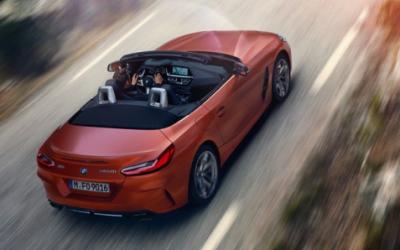 Как по расписанию - август принёс первые фото новой версии BMW Z4
