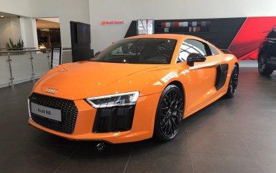 Audi R8 V10 5.2 FSI plus