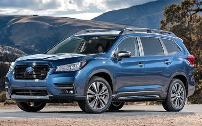 Из-за роботов Subaru готова уничтожить триста внедорожников Ascent