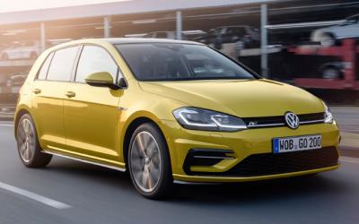 В компании Volkswagen подтвердили сентябрьское возвращение Golf на российский рынок