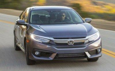 Недавно презентованная обновлённая Honda Civic уже доступна для покупки