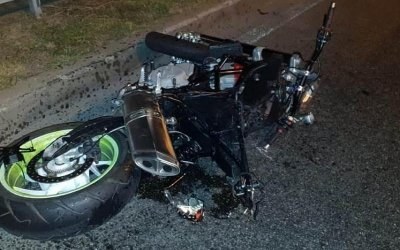 Мотоциклист погиб в ДТП в Сочи