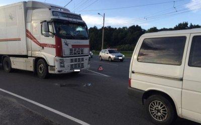 14-летняя девочка пострадала в ДТП в Калининграде