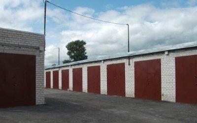 Выбирая гаражный комплекс, обратите внимание на его охрану