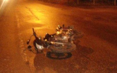 Подросток на мотоцикле попал в больницу после ДТП в Карелии