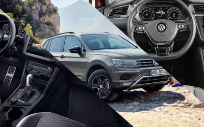 Volkswagen привезёт в Россию новый внедорожный Tiguan OFFROAD