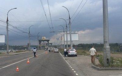 Мужчина погиб в ДТП на плотине ГЭС в Иркутске