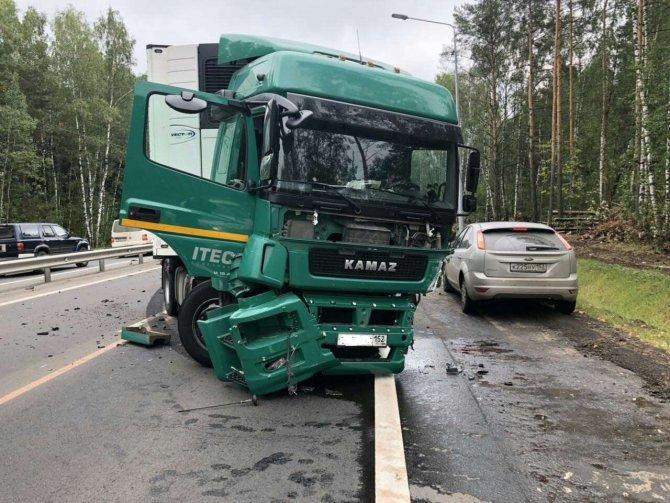 22-летний водитель погиб в ДТП под Нижним Новгородом (3)