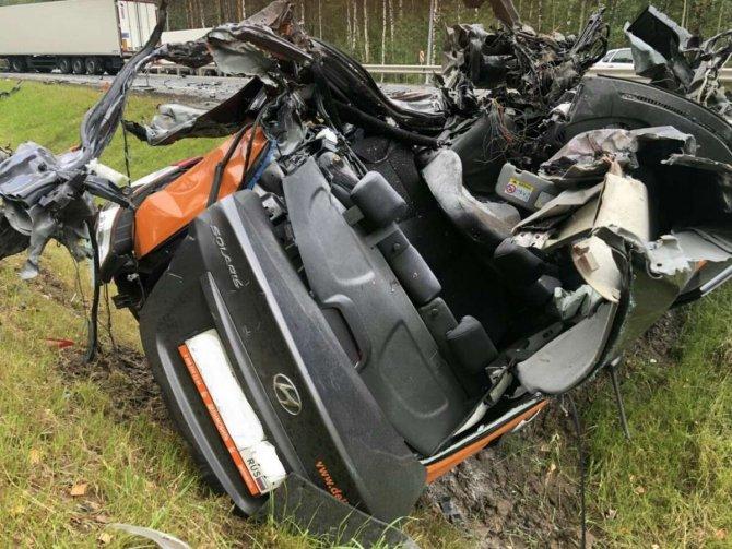 22-летний водитель погиб в ДТП под Нижним Новгородом (2)