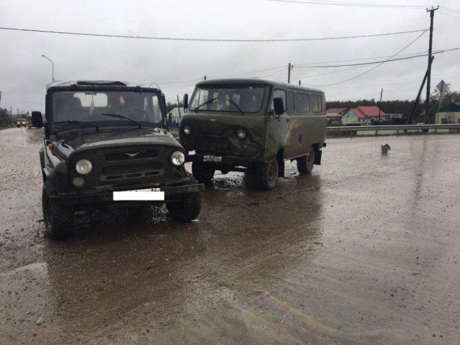 Пожилой водитель погиб в ДТП в Якутии (2)