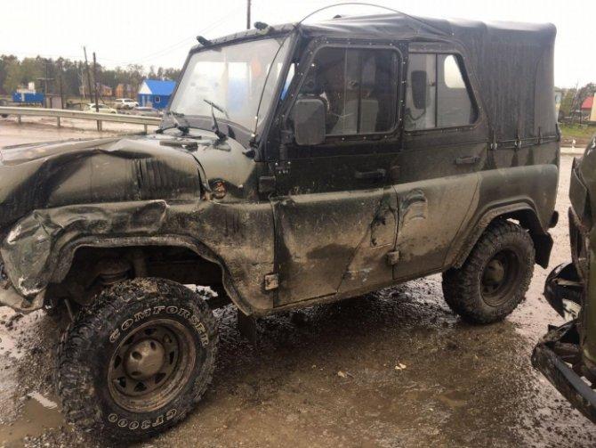 Пожилой водитель погиб в ДТП в Якутии (1)