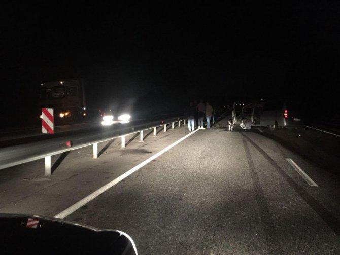 Пять человек пострадали в ДТП с КамАЗом в Рязанской области (1)