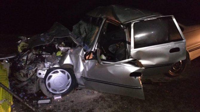 Четыре человека пострадали в ДТП в Курганской области