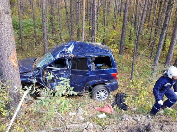 Два человека погибли в ДТП под Миассом (3)