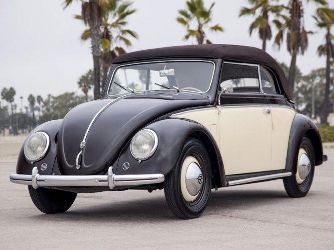 1980 год, Volkswagen Käfer
