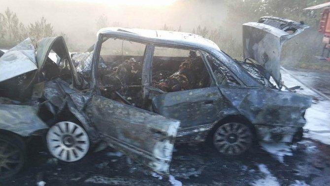 Пять человек погибли в ДТП в Воронежской области (2)