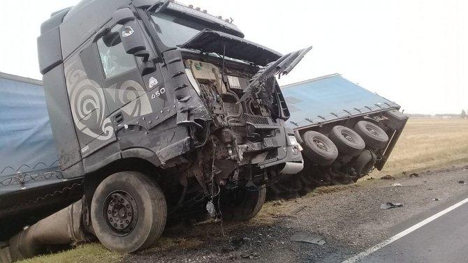 Двое взрослых и двое детей погибли в ДТП в Башкирии (1)