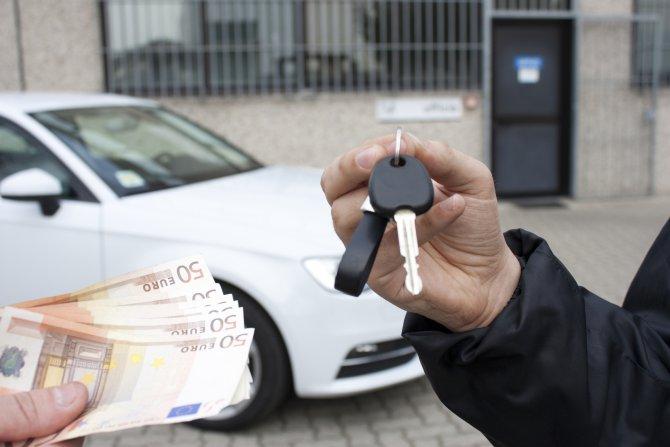 Как срочно продать б/у авто
