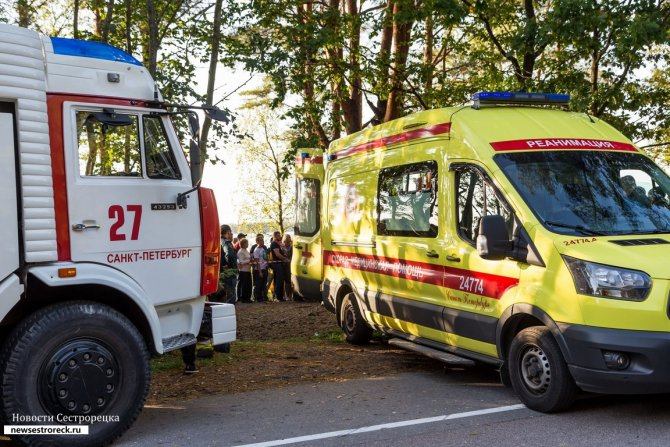 Ралли «Санкт-Петербург - 2018» были остановлены из-за аварии 3