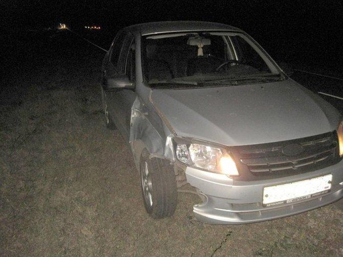 Водитель погиб в ДТП в Богородицкого района Тульской области