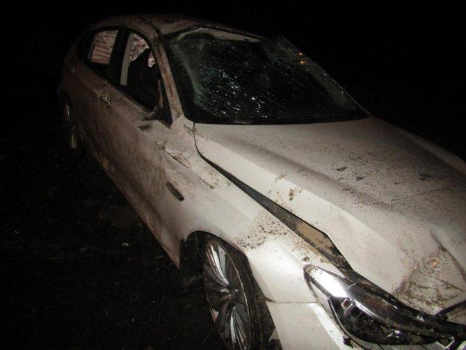 Три девочки пострадали в ДТП в Ижевске