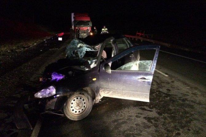 Два человека погибли в ДТП на трассе Тюмень – Екатеринбург