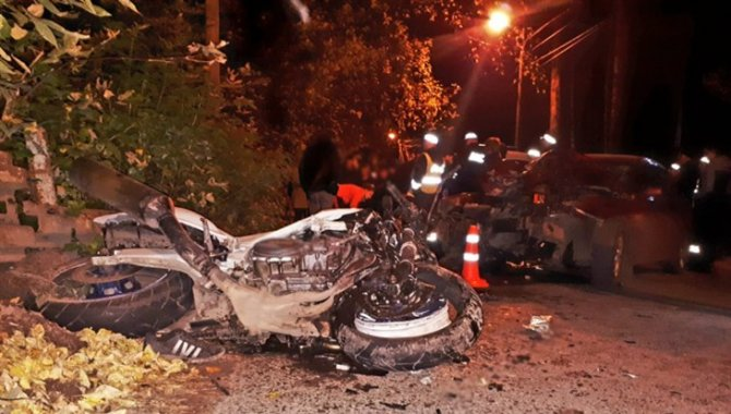 Два человека погибли в ДТП с мотоциклом под Томском (3)