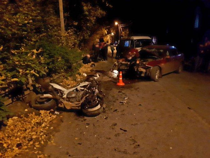 Два человека погибли в ДТП с мотоциклом под Томском (2)