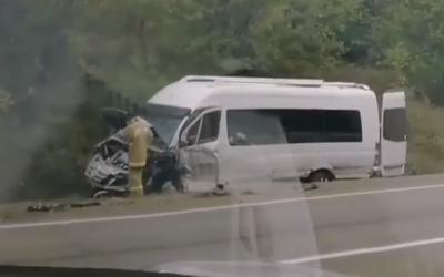 Мужчина погиб в ДТП в Горячем Ключе