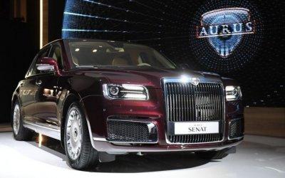 Решение озарубежных продажах автомобилей Aurus будет приниматься всентябре