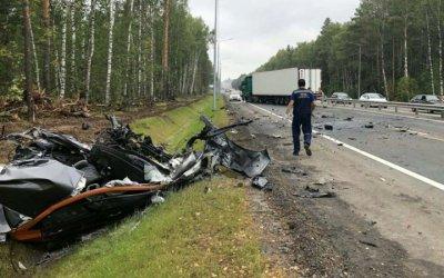 22-летний водитель погиб в ДТП под Нижним Новгородом