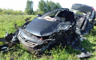 Два человека погибли в ДТП на трассе Омск — Тюмень