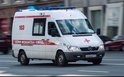 Под Тверью столкнулись «Лада» и мотоцикл – пострадали двое подростков