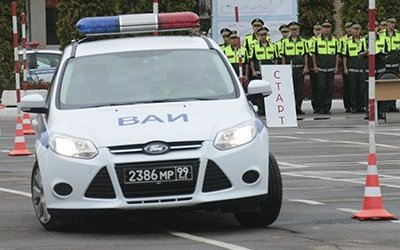 Военные полиция и автоинспекция пересядут на Lada Vesta Cross