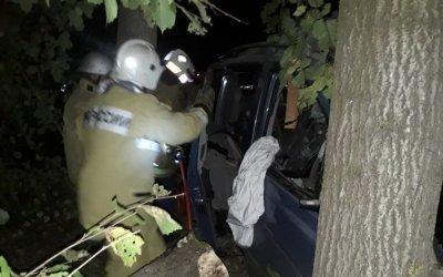 Под Калугой в ДТП с грузовиком погибли три человека