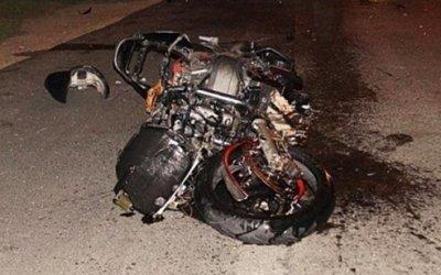 21-летний мотоциклист погиб в ДТП в Курганинске