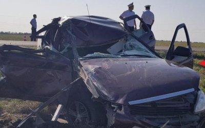 В Адыгее в ДТП с «Газелью» погиб человек