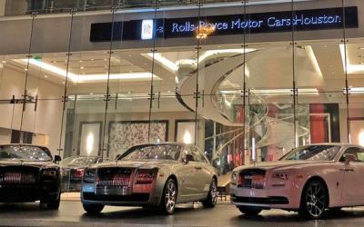 Rolls-Royce, Bentley или Bugatti впервые начали продавать за биткоины