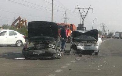 Женщина пострадала в ДТП в Череповце