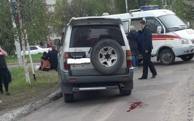 В Нерюнгри автомобиль насмерть сбил ребенка
