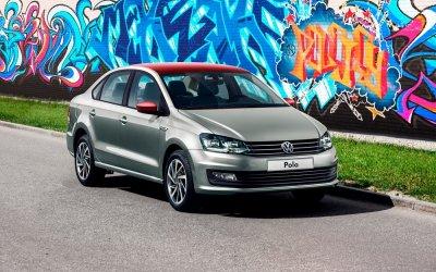 Яркий стиль и новые опции: лимитированный Volkswagen Polo JOY